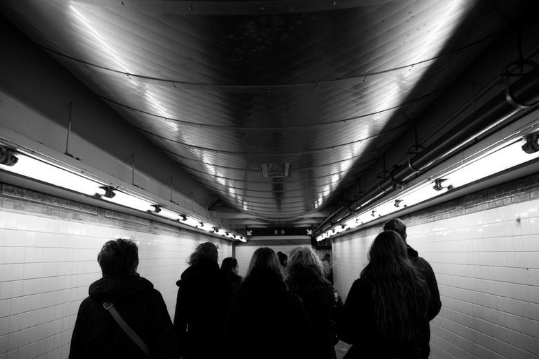 Underground - In de gangen van de metro in Manhattan