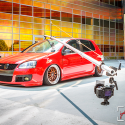 Behind The Scenes | Rigshot VW Golf mk5 GTI