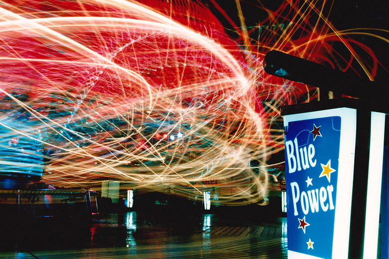 blue power -