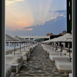 Sunset Adam & Eve te Belek - Turkije
