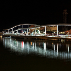 Barcelona: Port Vell.