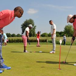 BN'ers beginnen eerste multiculturele golfpartij