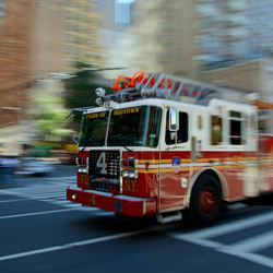 Ladder 4 Battalion 9 New York