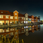 Reitdiephaven by night