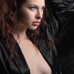 Ivana posing
