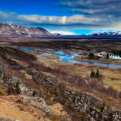 Þingvellir - IJsland