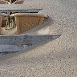 Have a seat...on the beach