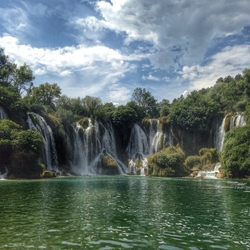 Kravica Falls, Bosnia (iPhone)
