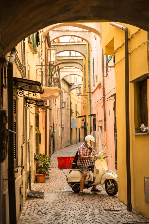 Noli, Italie -