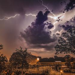 Onweer in Twente