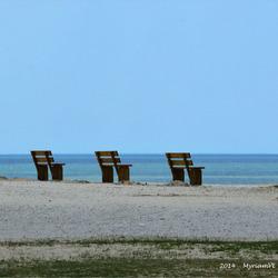 Montalivet ... zicht op zee