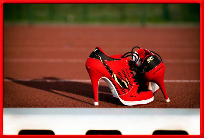 Nike - High heel run