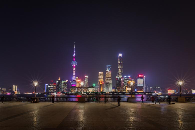 Boulevard - The Bund - Shanghai| China.