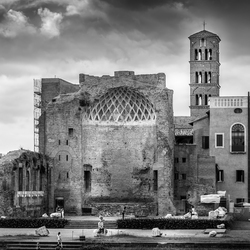 Tempel van Venus en Roma