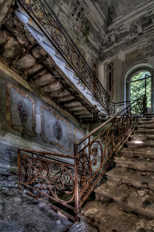 Italian beauty of decay