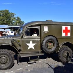 Het Rode kruis,