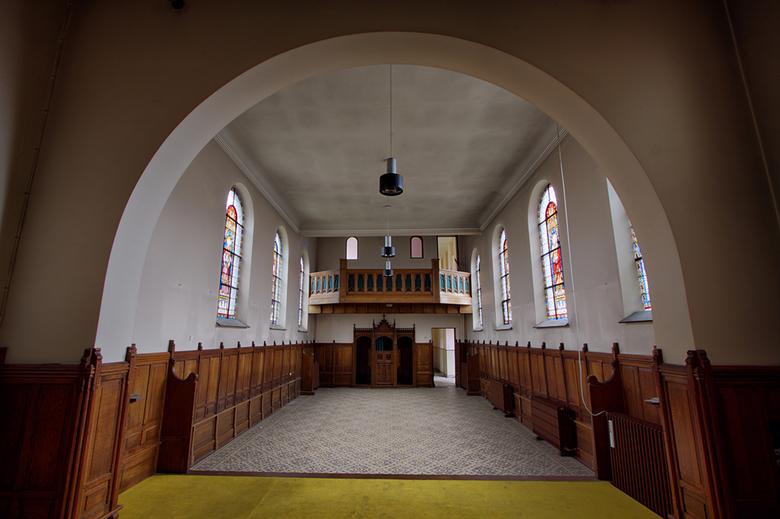 Klooster A. 7 - Op 17-11-2009 hebben, Peter,Johan,Jos en ik een bezoek gebracht aan dit oude klooster.<br /> <br /> Het is een hdr foto