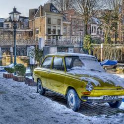 Centrum van Dordrecht