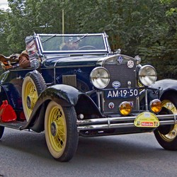 Chevrolet AD Universal Series Sport Roadster 1930