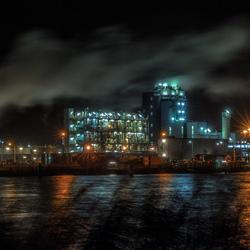 Industrieel gebied....