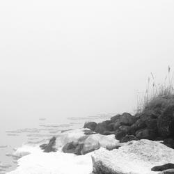 Winterbeeld kustlijn 2