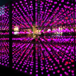 Glow - De tunnel of light