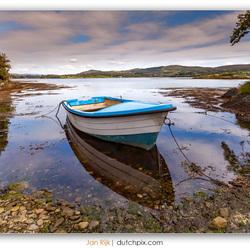Boat near Brahalish