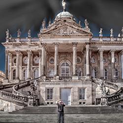 das neue schloss in Potsdam