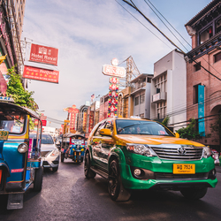 Welkom in deze drukke metropool. Bangkok