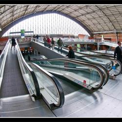Trainstation Madrid 01