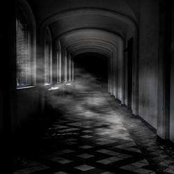 smookey hallway