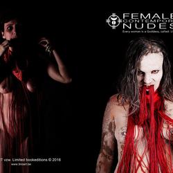 Contempory female nudes