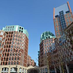 Muzenplein, Den Haag