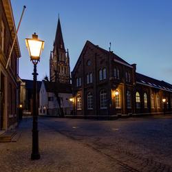 Sittard - Kloosterplein - Kapittelstraat - Petruskerk
