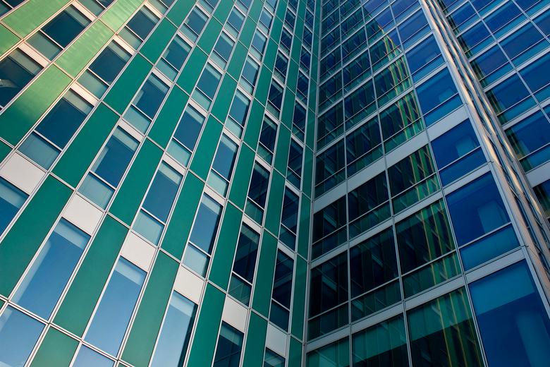 WTC Almere - Het WTC in Almere