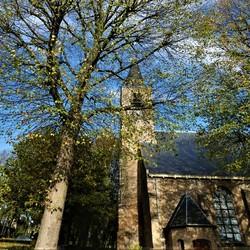 oude kerk te Rhoon (1)