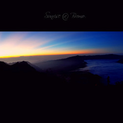 Sunrise @ Bromo, Java, Indonesia