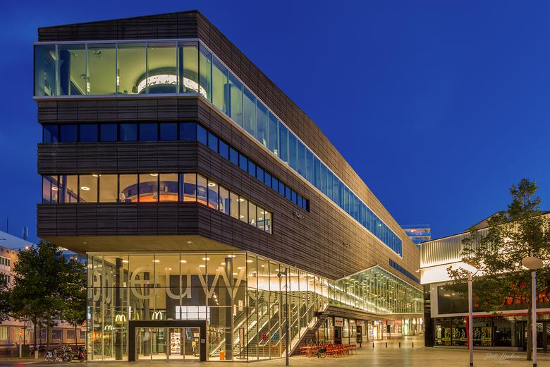 Nieuwebibliotheek Almere Stad - Nieuwe bibliotheek - Almere Stad