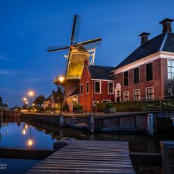Blue hour @ Onderdendam