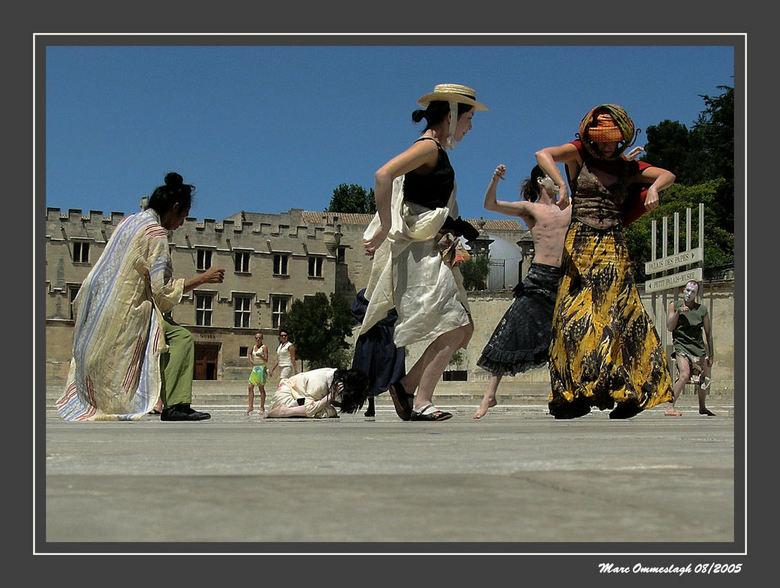 Straattoneel - Festival van Avignon