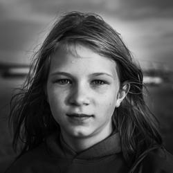 Girl at Sea_