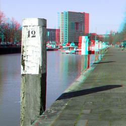 Boerengat haven Rotterdam 3D