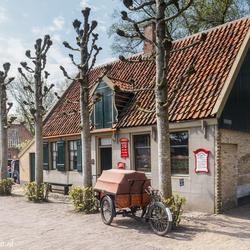 Zuiderzeemuseum  postkantoor