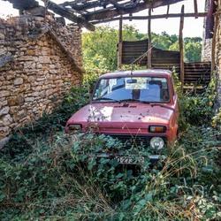Franse garage