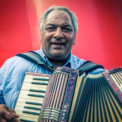 Zigeuner muzikant