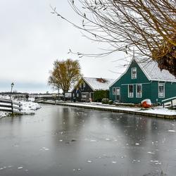 Winter Zaanse schans