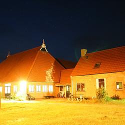 Kampeerboerderij op Ameland @ Night