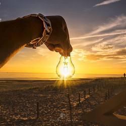 Iets met zon en licht