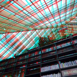 Bibliotheek De Boekenberg Spijkenisse 3D