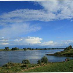 Zicht op Elbe 2